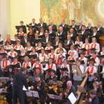 Konzertgottesdienst in Zwerenberg