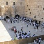Klagemauer/Kotel in Jerusalem
