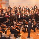 Konzertgottesdienst in Bad Liebenzell, 2015