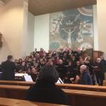 Konzertgottesdienst in Zwerenberg, 2016